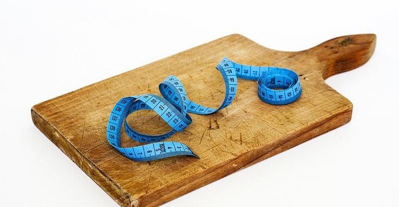 aankomen dieet vrouw